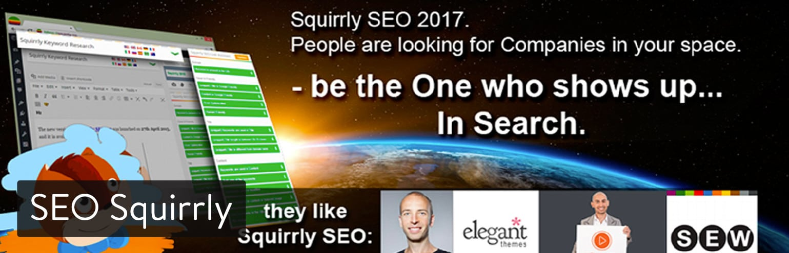 SEO Squirrly WordPress plugin