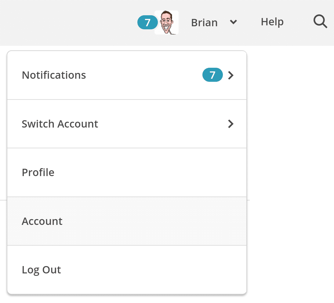 mailchimp account