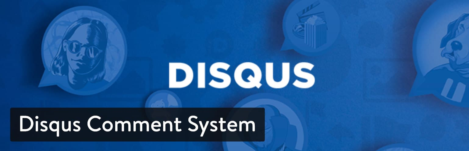 Disqus comment WordPress plugin