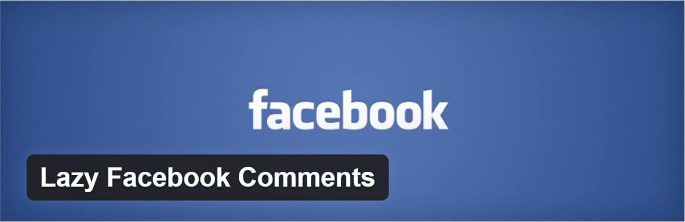 lazy load facebook comments