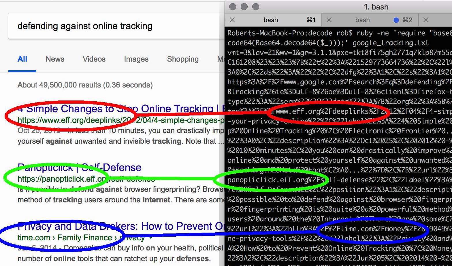 Browser extension steal internet history